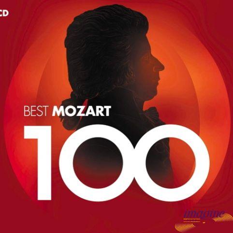 100 Best Mozart Wolfgang Amadeus