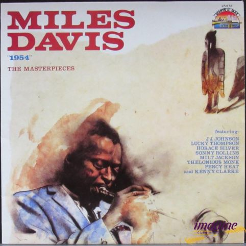 1954 - The Masterpieces Davis Miles
