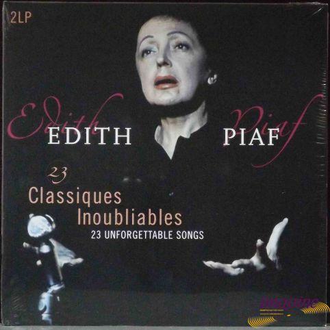 23 Unforgettable Songs Piaf Edith