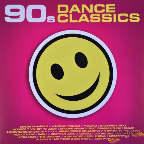 90s Dance Classics Various Artists