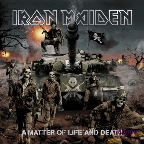 A Matter Of Life And Death Iron Maiden