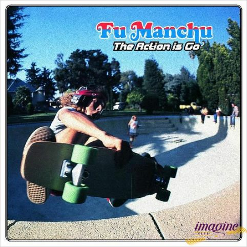 Action Is Go Fu Manchu