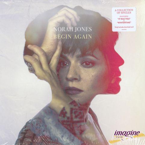 Begin Again Jones Norah