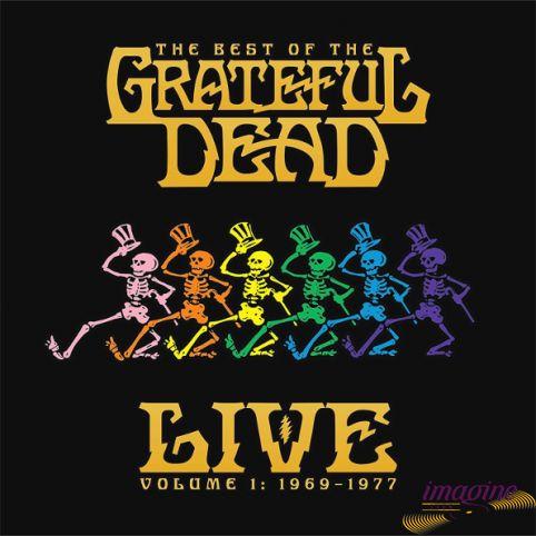 Best Of - Live Volume 1 : 1969-1977 Grateful Dead
