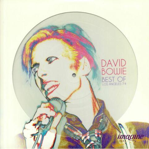 Best Of Los Angeles '74 Bowie David