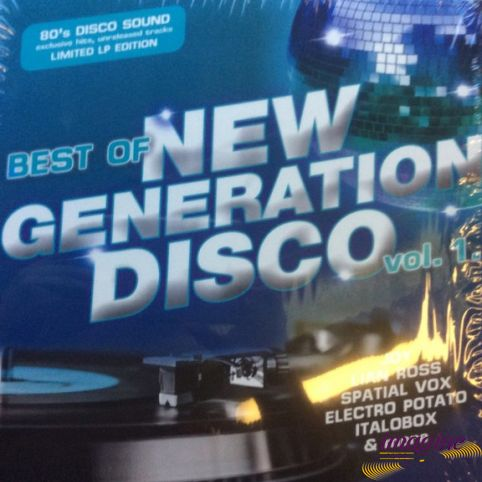 Best Of New Generation Disco Vol.1 Various Artists
