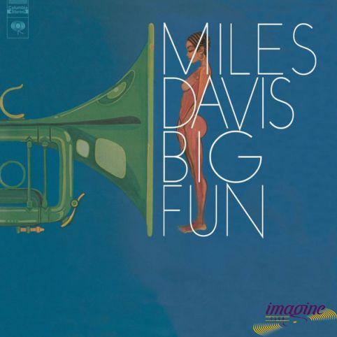 Big Fun Davis Miles