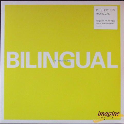 Bilingual Pet Shop Boys