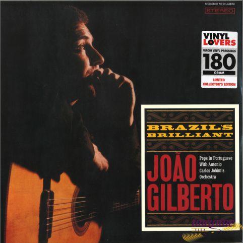 Brazil's Brilliant Gilberto Joao