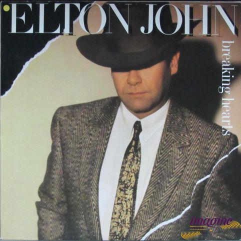 Breaking Hearts John Elton
