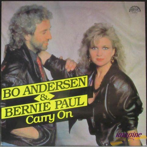 Carry On Andersen Bo & Paul Bernie