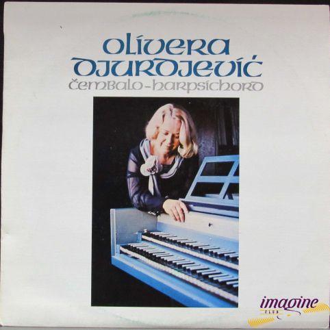 Cembalo - Harpsichord Durdevic Olivera