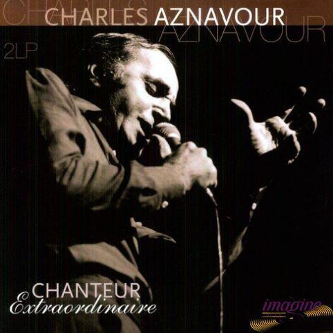 Chanteur Extraordinaire Aznavour Charles