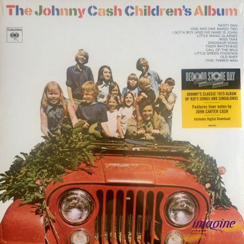 Children's Album Cash Johnny