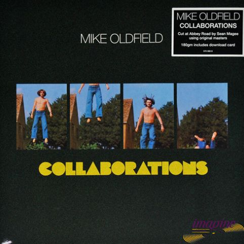 Collaborations Oldfield Mike
