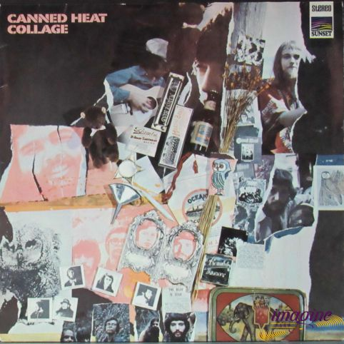 Collage Canned Heat