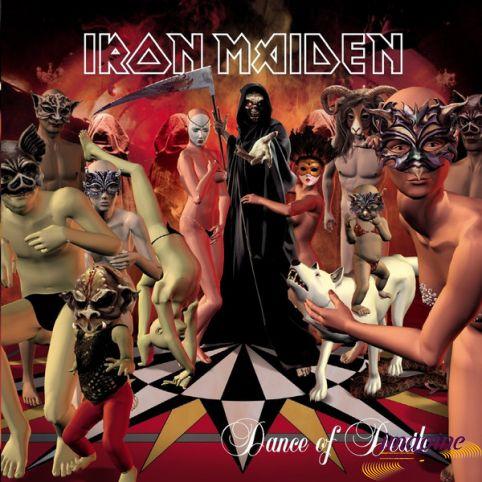 Dance Of Death Iron Maiden