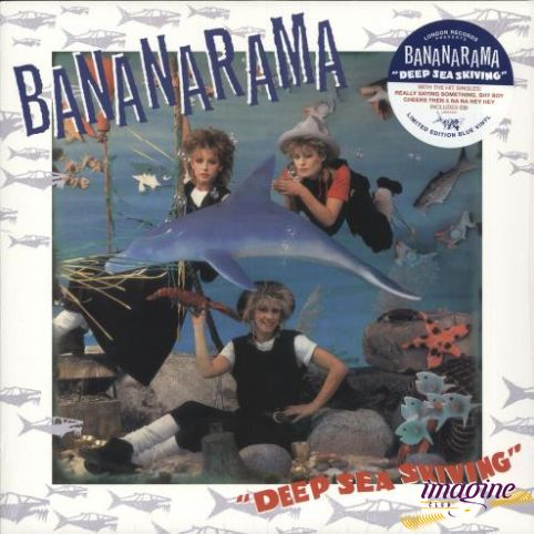 Deep Sea Skiving Bananarama