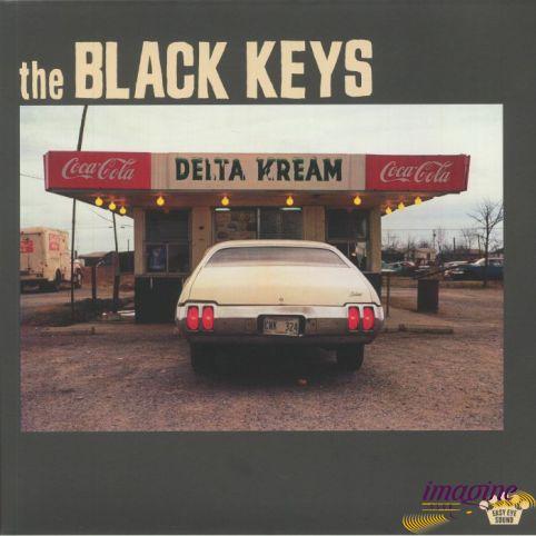 Delta Kream - Coloured Black Keys