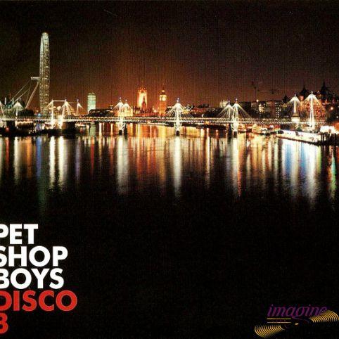 Disco 3 Pet Shop Boys