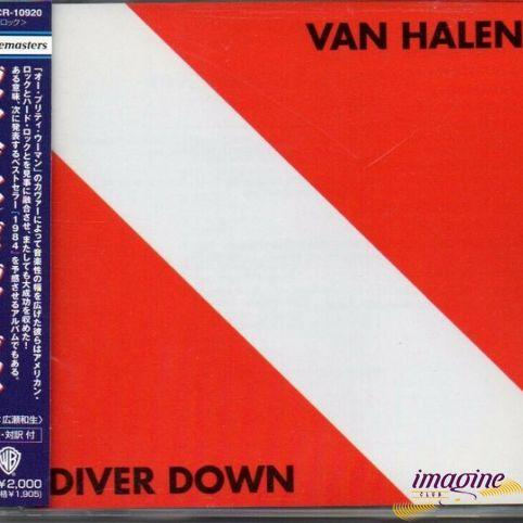 Diver Down Van Halen