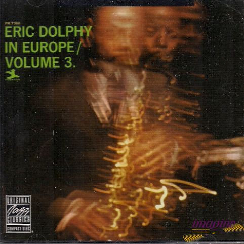 In Europe, Vol. 3 Dolphy Eric