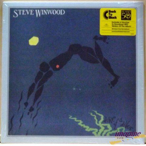 Arc Of A Diver Winwood Steve