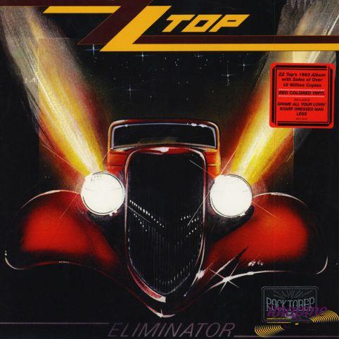 Eliminator - Red ZZ Top
