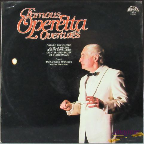 Famous Operetta Overtures V/A