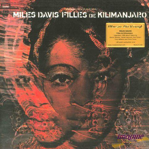 Filles De Kilimanjaro Davis Miles