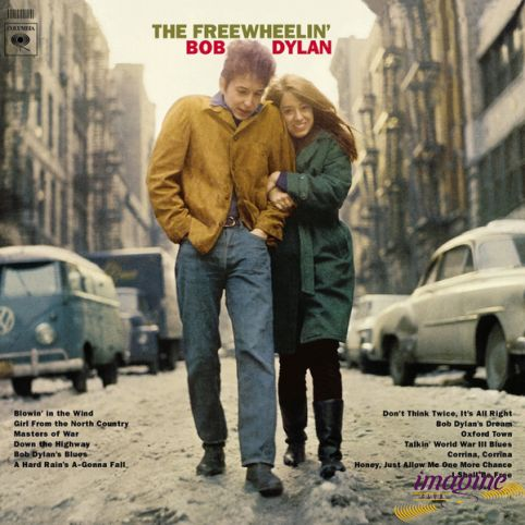 Freewheelin' Dylan Bob