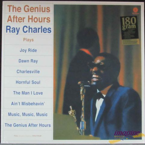 Genius After Hours Charles Ray