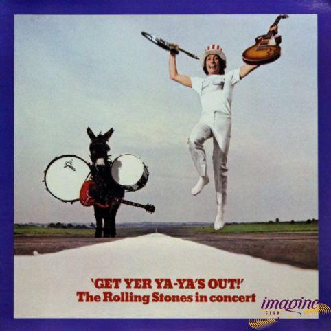 Get Yer Ya-Ya's Out ! Rolling Stones