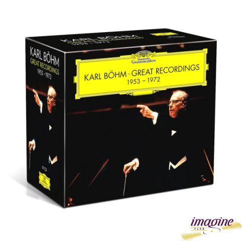 Great Recordings 1953-1972 Bohm Karl