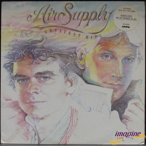 Greatest Hits Air Supply