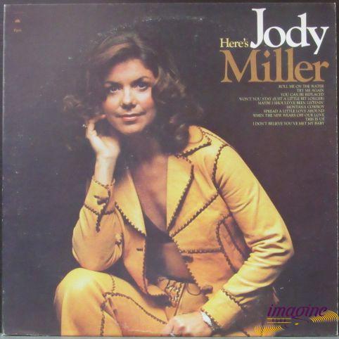 Here's Jody Miller Miller Jody