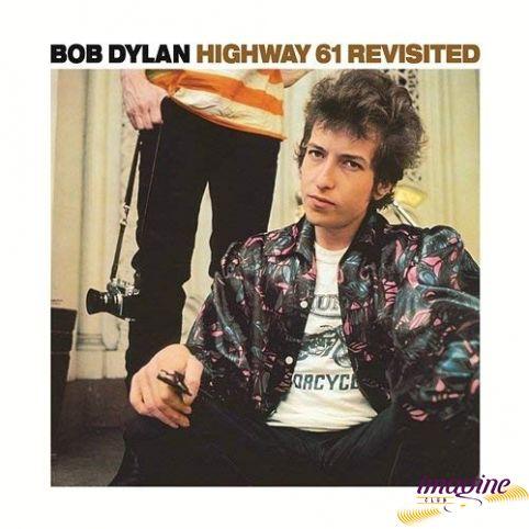 Highway 61 Revisited Dylan Bob
