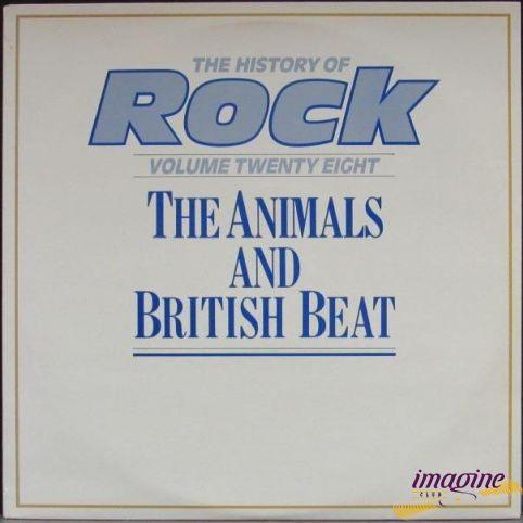 History Of Rock Volume Twenty Eight Animals