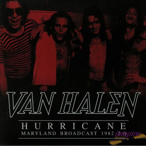 Hurricane Maryland Broadcast 1982 2.0 Van Halen