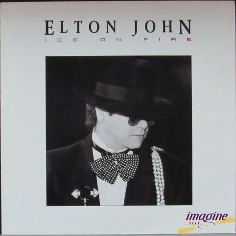 Ice On Fire John Elton
