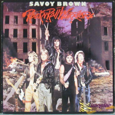Rock'N'Roll Warriors Savoy Brown