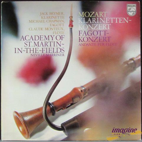 Klarinetten Konzert Mozart Wolfgang Amadeus