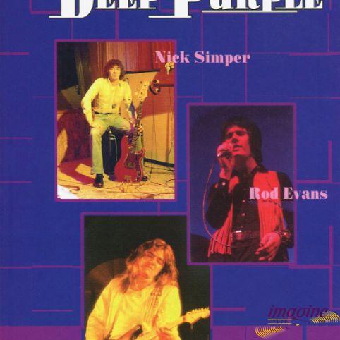Книга Без Deep Purple - Nick Simper/Rod Evans/Tommy Bolin