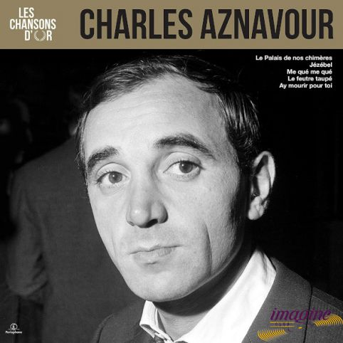 Les Chansons D'or Aznavour Charles