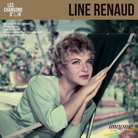 Les Schansons D'or Renaud Line
