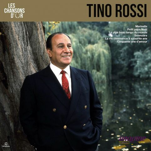 Les Chansons D'or Rossi Tino