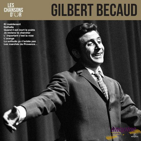 Les Chansons D'or Becaud Gilbert