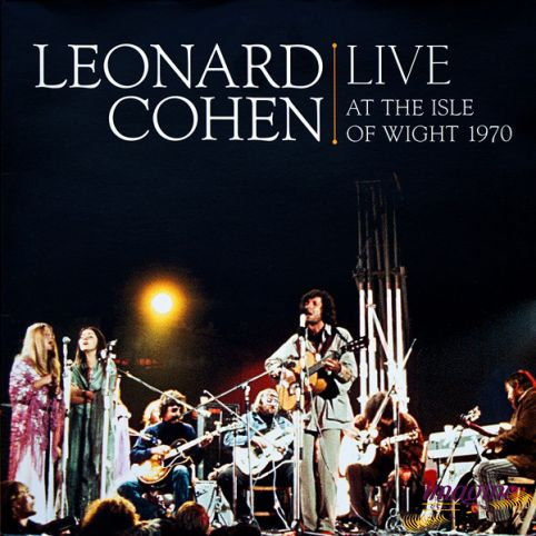 Live At Isle Of Wight Cohen Leonard
