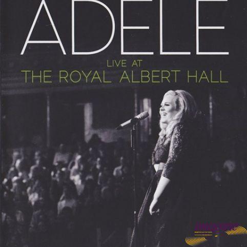 Live At The Royal Albert Hall Adele