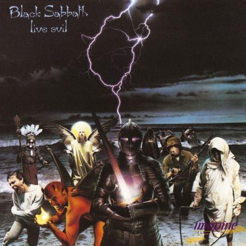 Live Evil Black Sabbath